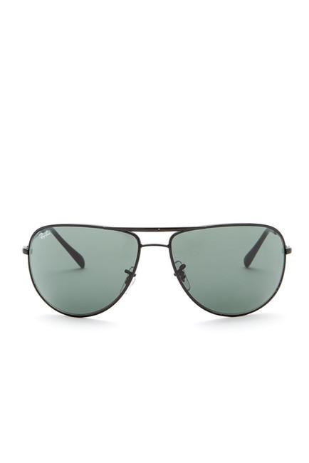 rayban green
